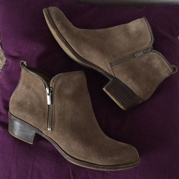 57b517044ca Lucky Brand Shoes - Lucky Brand Booties